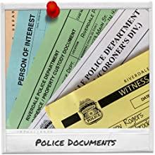 cold case police documentation case files, witness, autopsy, coroner, interrogation, csi forms