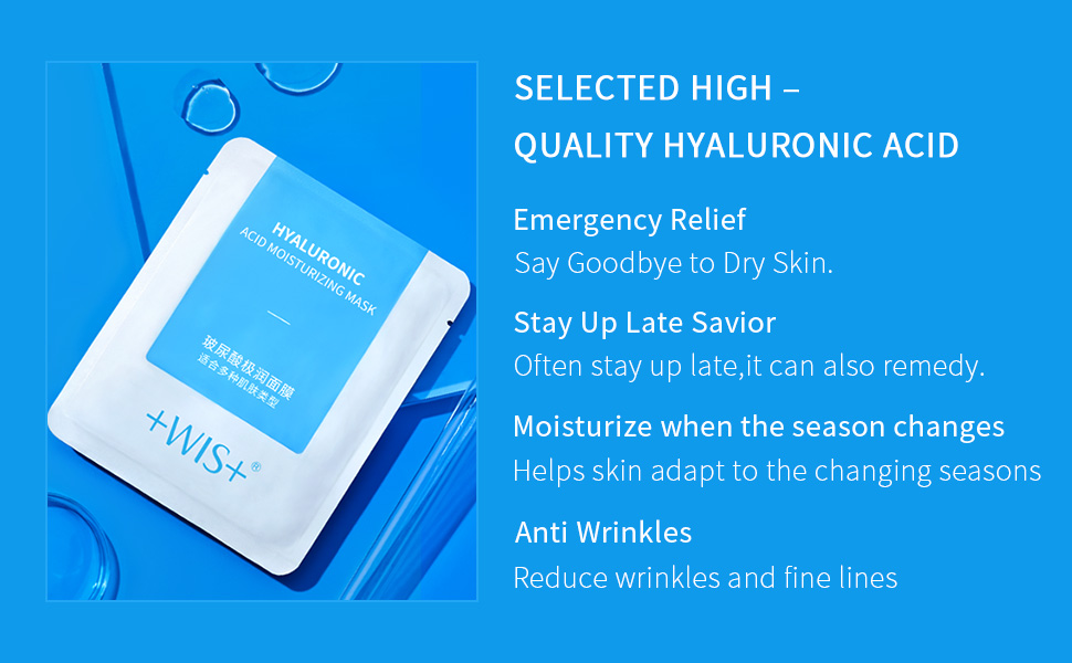 selected high quality hyaluronic acid