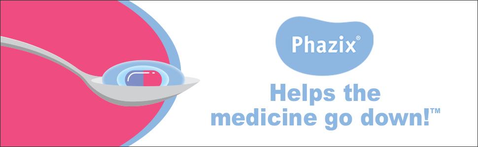 Phazix Pill Swallow Gel