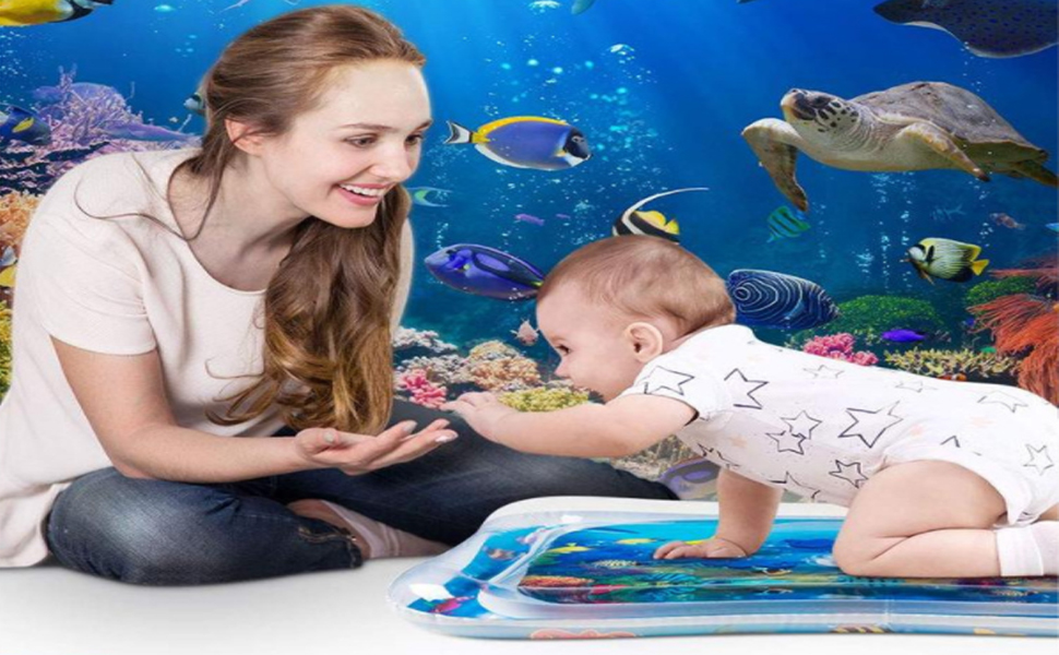 Baby-Wassermatte