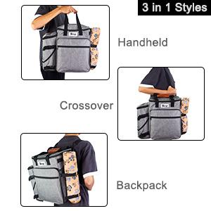 3 in 1 Styles: