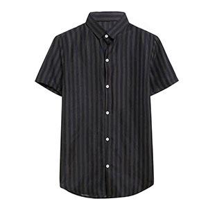 メンスシャツストライプ
