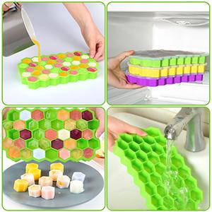 Eiswürfelbehälter