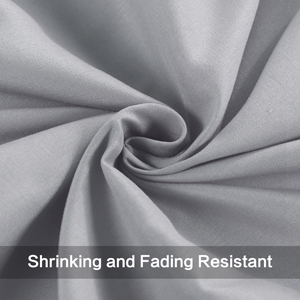 shrinking and fading resistant