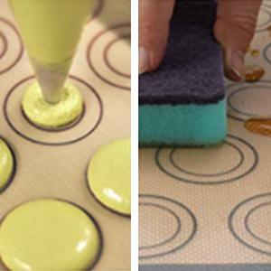 Macaron Silicone Baking Mats,Baking sheet,baking silicone mat