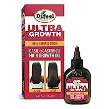 ULTRA GROWTH BASIL amp; CASTOR HAIR GROWTH OIL