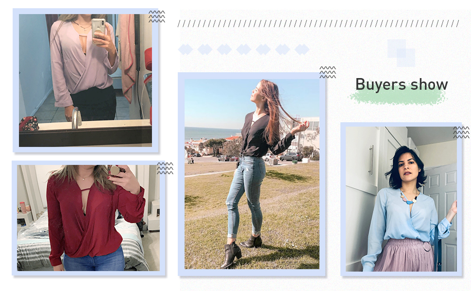 sexy blouses for women long sleeve