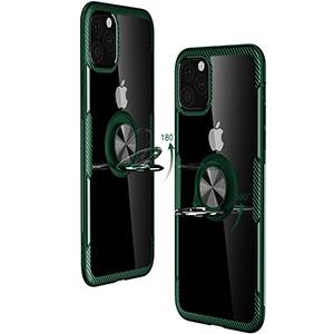 Watache Iphone 11 Pro Hülle Crystal Clear Carbon Elektronik