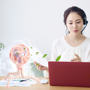 Mini Handheld Personal Portable Fan