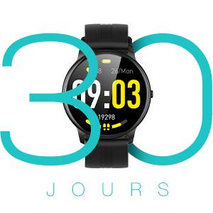 montre sport connectée oxymetre connecté porte bracelet montre intelligente montre de sport