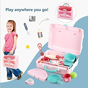 EASY TO CARRY PLAYSET