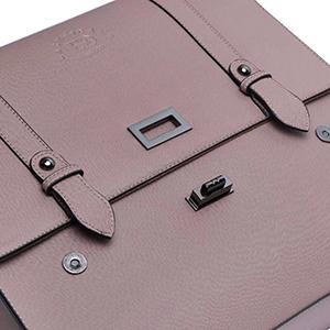 Great to Travel Laptop Bag Briefcase Shoulder Bag Tropical Banana Leaves Stripe 15.6 Inch Tote Bag Laptop Messenger Shoulder Bag Laptop Carrying Bag