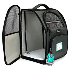 cat backpack carrier pet small dog airline approved hiking medium animal bag airplane travel