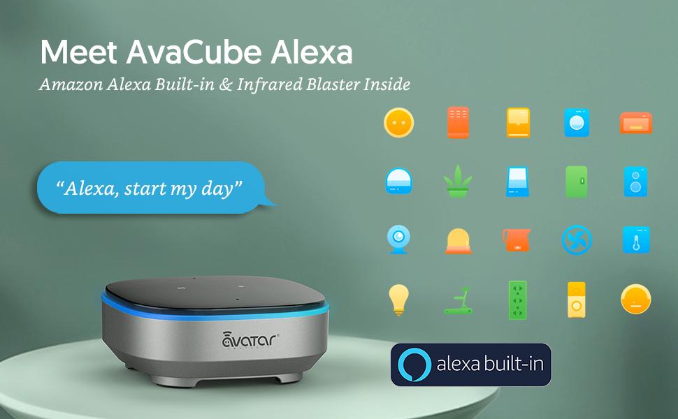 Avacube smart IR controller