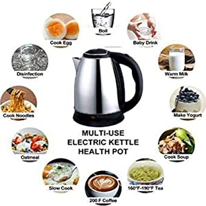 Electric Kettle -Tea & Coffee Maker