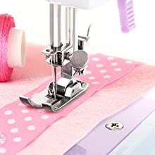 sewing machine is lightweight