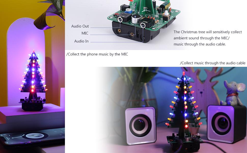 mic audio input