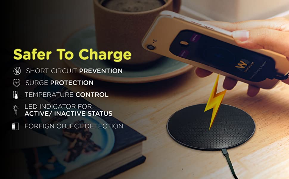 Safer To Charge