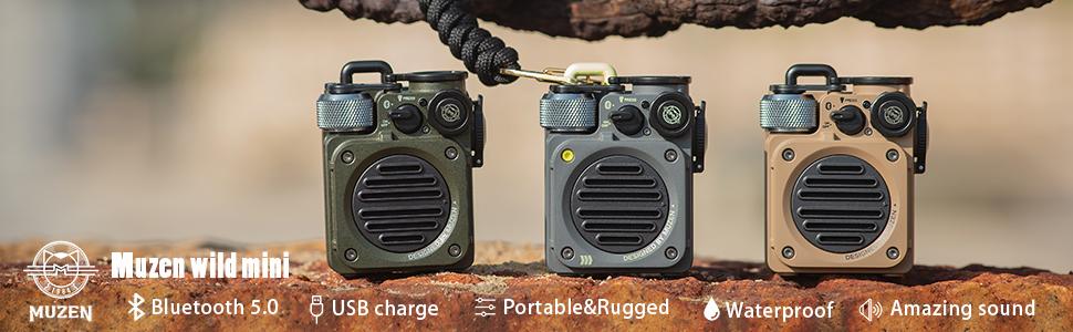 Outdoor Bluetooth Speaker
