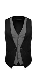 mens formal vest