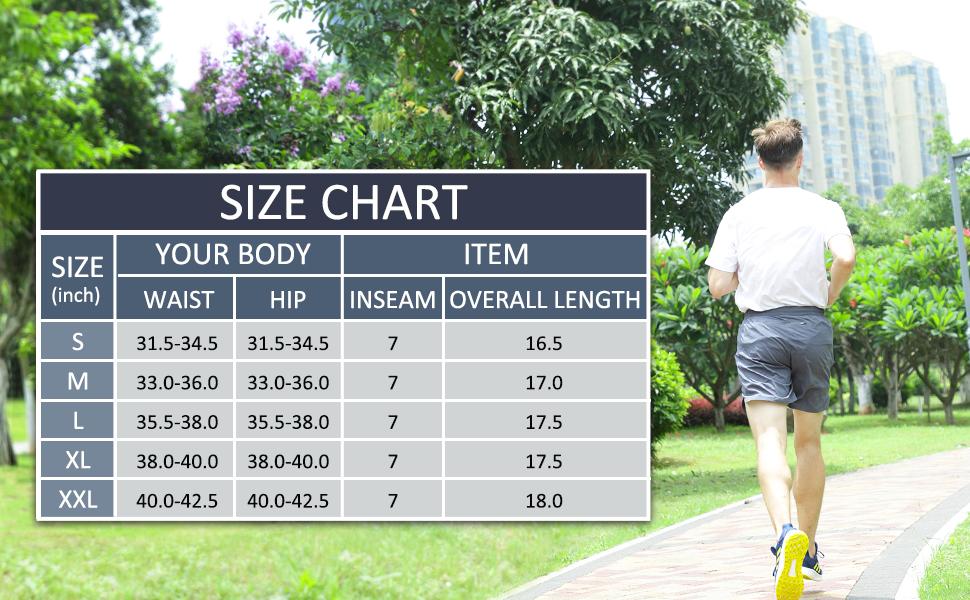 125 running shorts
