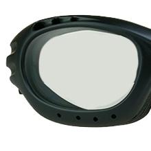motorcycle biker goggles sun glasses shades clear night riding lens strap foam blocks wind