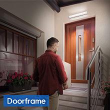 door light motion activated