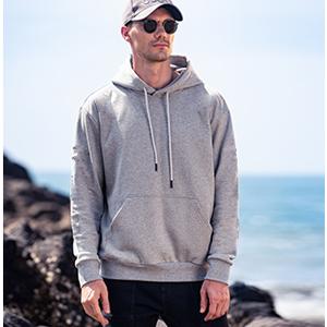 COOFANDY Men's Hoodies Sweatshirts Casual Lightweight Sports Athletic Jersey Hoodied