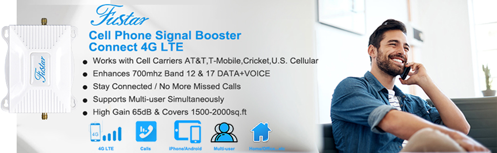 Cell phone booater home att - Banner