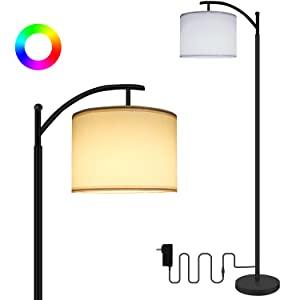 lampadaire led sur pied salon design