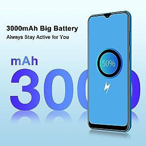 xgody mobile phone big battery