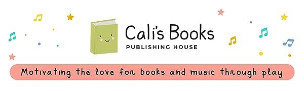 cali's books logo