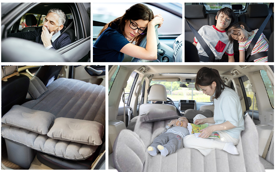 Travel Car Bed