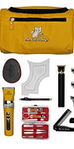 The Cut Buddy Clipper and Trimmer kit