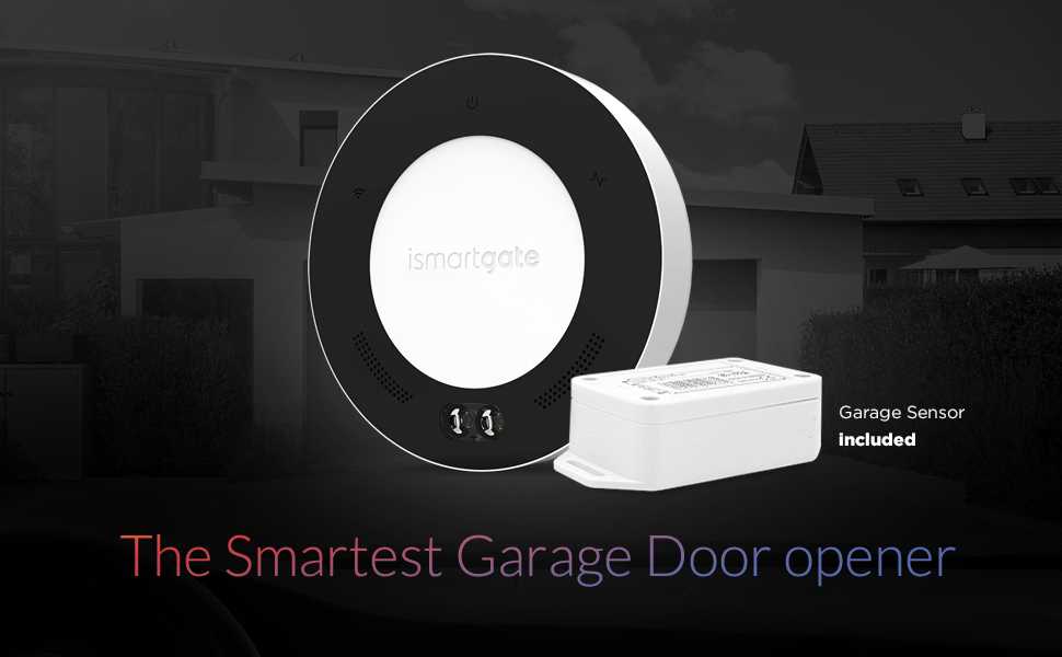 ismartgate PRO garage kit smart door opener