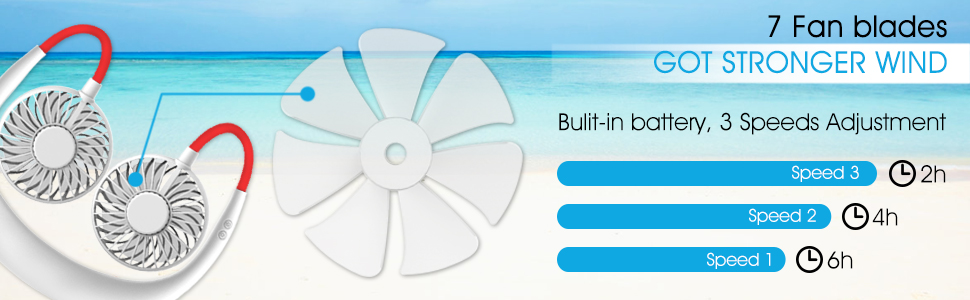 mini portable fan