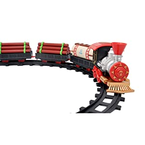oyshine Vintage Train with Big Track