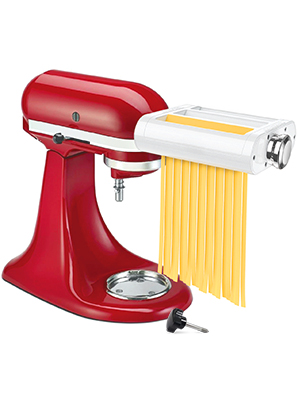 pasta maker kitchenaid