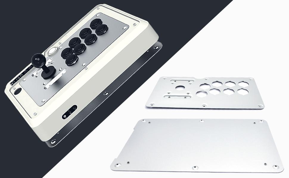 Amazon.com: MAYFLASH Arcade Stick F500 Elite with Sanwa