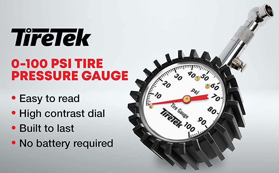 TireTek Specializes in Calibrated Mechanical