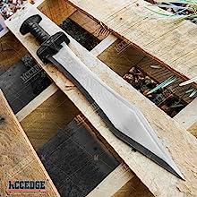 "24.5"" Full Tang Roman Gladius Short Sword"