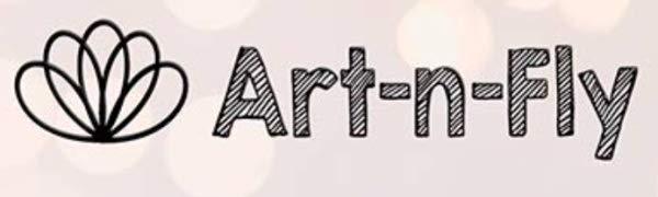 Art-n-Fly logo