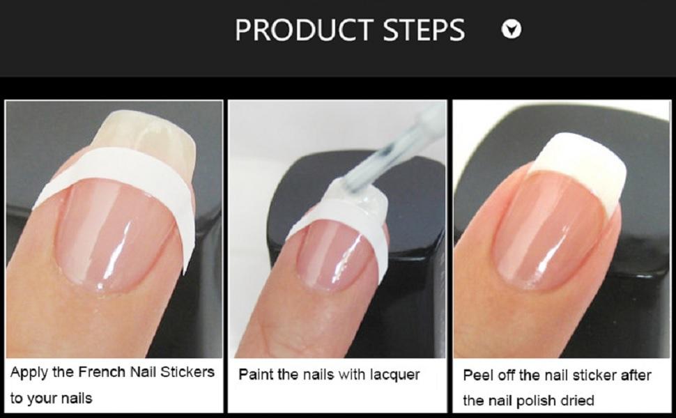 french nail art kit