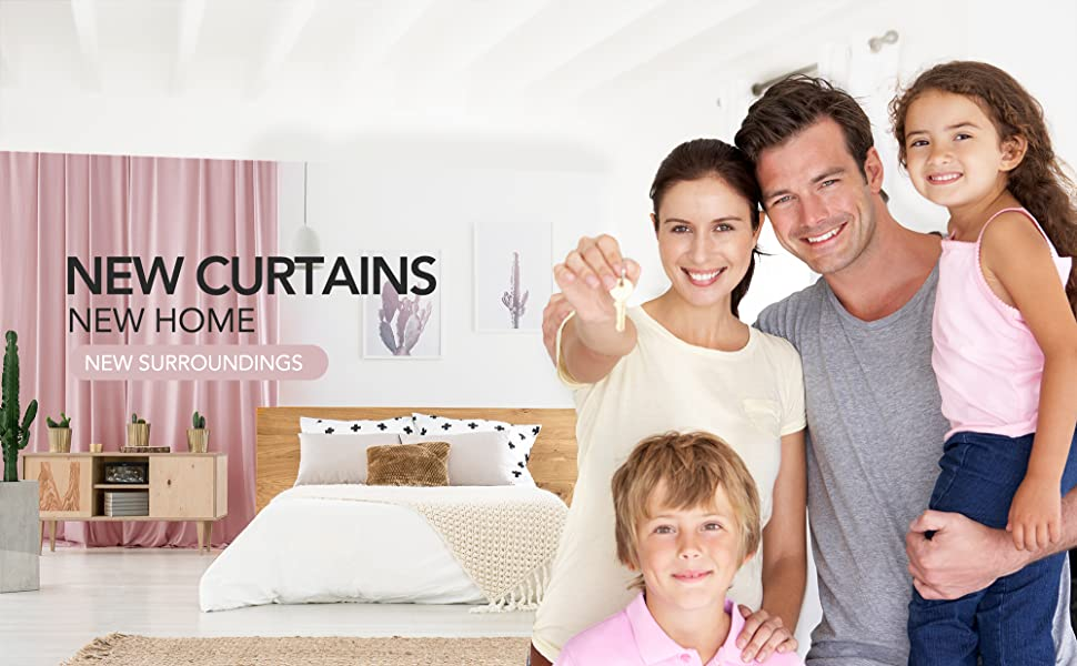 thermal insulated curtains
