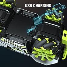 Super battery life RC CAR