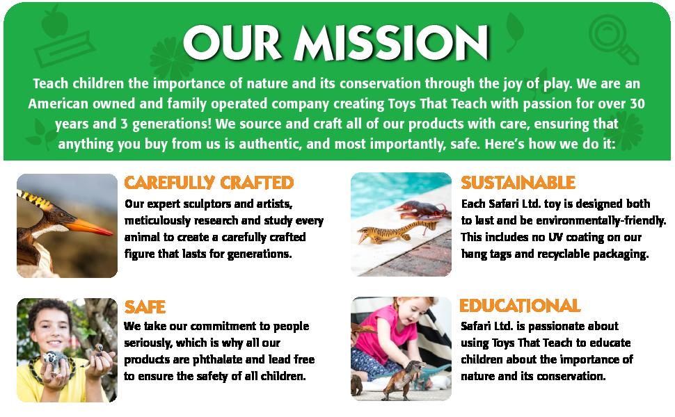 safari ltd, safari, toys, figures, models, animals, creatures, monsters