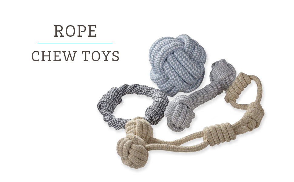 Rope Chew Toys