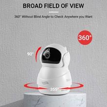 Flashandfocus.com 078f67ee-0616-492b-9e91-33e4775658ee.__CR0,0,220,220_PT0_SX220_V1___ Kissarex Wireless Wifi Pet Camera: Indoor 1080p HD Night Vision Monitoring Motion Dog Home Baby Pan Tilt Zoom Audio…