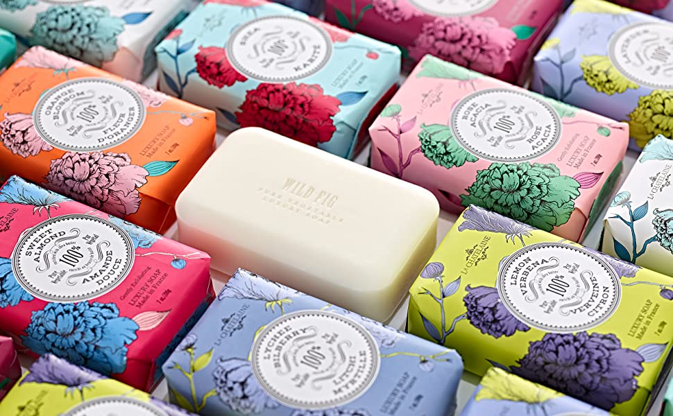 crabtree & evelyn, soap sets, gift, body soap, pure soap, phthalate free, cleanse, hand wash