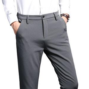 mens skinny suit pants